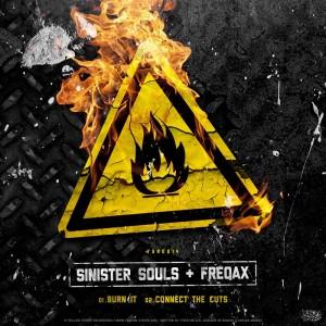 YSRD014 - Sinister Souls & Freqax Cover