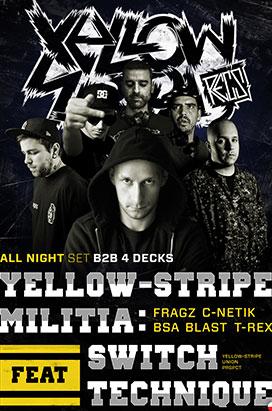 Yellow-Stripe Militia Feat Switch Technique